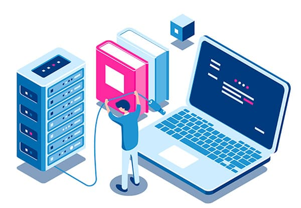 Realizamos mantenimiento web a empresas