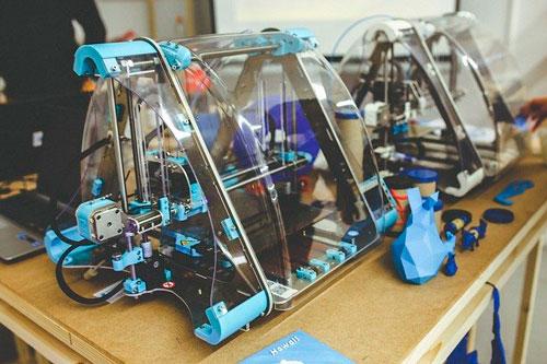 Modelo Impresora 3D