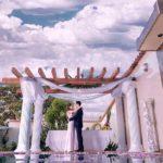 Fondo demo web boda